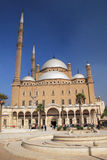 cairo moské Arkivfoto
