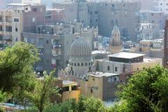 cairo moské Fotografering för Bildbyråer