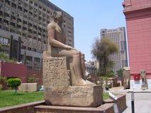 cairo museum s Arkivbild