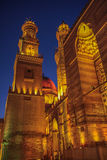 Cairo old town night shot Royalty Free Stock Photo