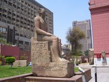 Cairo's museum Stock Photography