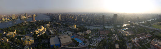 Cairo sunset Stock Images