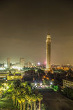 Cairo  Tower Royalty Free Stock Photos