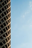 Cairo tower particular. An particular of the structure about the cairo tower Stock Image