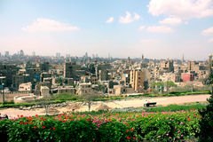 Cairo view Stock Image