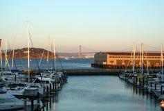Cais 35, San Francisco Imagem de Stock Royalty Free