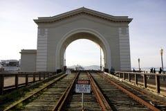 Cais 39 em San Francisco Fotografia de Stock