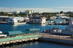 Cais de Bahamas Imagem de Stock