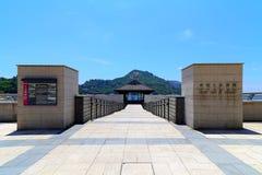 Cais de Blake em Stanley, Hong Kong Fotos de Stock Royalty Free