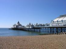 Cais de Eastbourne Imagem de Stock Royalty Free