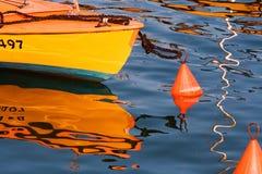 Cais de Fishermanâs em Jaffa velho Fotografia de Stock Royalty Free