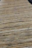 Cais de madeira Imagem de Stock