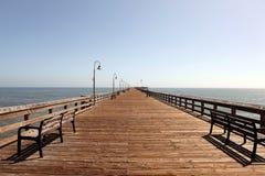 Cais de Ventura Imagens de Stock Royalty Free