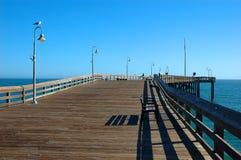 Cais de Ventura Fotografia de Stock Royalty Free