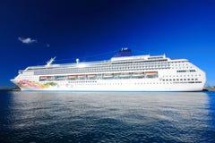 Cais do Bahamas Fotos de Stock