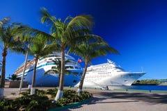 Cais do Bahamas Imagens de Stock