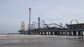 Cais do prazer em Galveston Texas filme