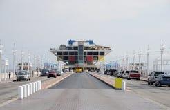 Cais em St Petersburg, Florida Fotografia de Stock Royalty Free
