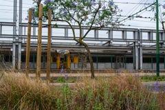 Cais Sodre stacja w Lisboa Obraz Stock