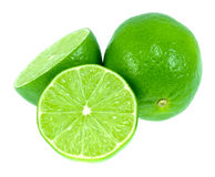 Cais verdes Imagens de Stock