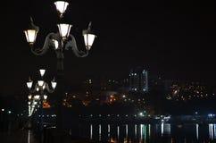Cais Vladivostok Fotografia de Stock