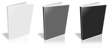 Caisse blanche de DVD Photo stock