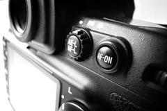 Caisse d'appareil-photo professionnel Image stock