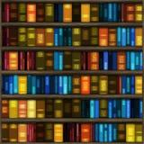 Caisse de livre illustration stock