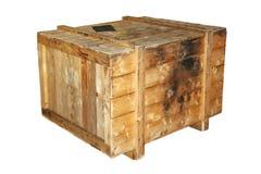 Caisse en bois Images stock