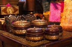 Caisses de bijoux Image libre de droits