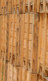 Caisses en bois Image stock