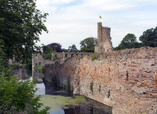 Caister Castle Caister Nofolk UK Stock Image