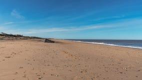 Caister-em-mar, Norfolk, Inglaterra, Reino Unido fotografia de stock royalty free