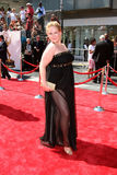 Caitlin Van Zandt Daytime Emmys 2008  - Los Angeles, CA Stock Photography