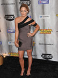 Caity Lotz. At the 2011 Spike TV Scream Awards at Universal Studios, Hollywood. October 15, 2011 Los Angeles, CA Picture: Paul Smith / Featureflash Stock Images