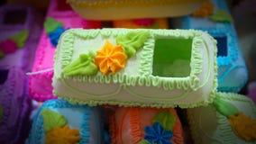 Caixão do açúcar Fotos de Stock