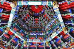 Caixão do edifício de China fotos de stock royalty free