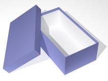 Caixa Fotografia de Stock