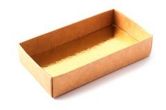 Caixa aberta Imagem de Stock