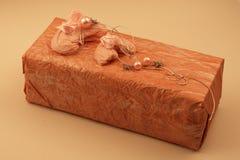 caixa atual cor-de-rosa Imagens de Stock Royalty Free