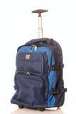 Caixa azul Imagem de Stock