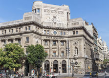 Caixa Catalunya headquarters Stock Images