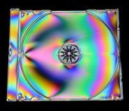 Caixa CD III Foto de Stock