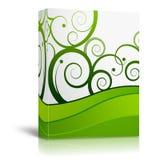 Caixa com projeto genérico Imagem de Stock