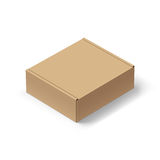 Caixa da caixa Fotos de Stock