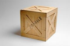 Caixa da carga Imagens de Stock