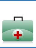 Caixa da medicina Fotografia de Stock