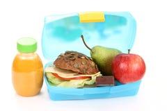 Caixa de almoço Imagem de Stock