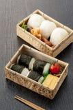 Caixa de almoço japonesa Imagem de Stock