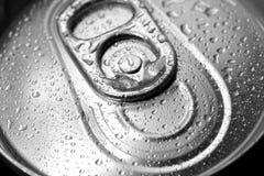 Caixa de alumínio Imagem de Stock